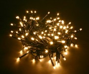 Outdoor Pinlights (warm white)